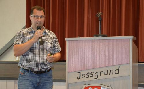 "Markus Mühl, Sprecher AG 3 ""Mehrzweckraum Lettgenbrunn"" (Dorftreff Lettgenbrunn)"
