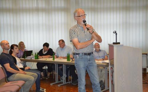 "Matthias Bien, Sprecher AG 1 ""Franz.Korn-Platz und Umgebung"""