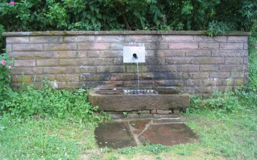 Kneippanlage Pfaffenhausen - Trinkwasserstelle